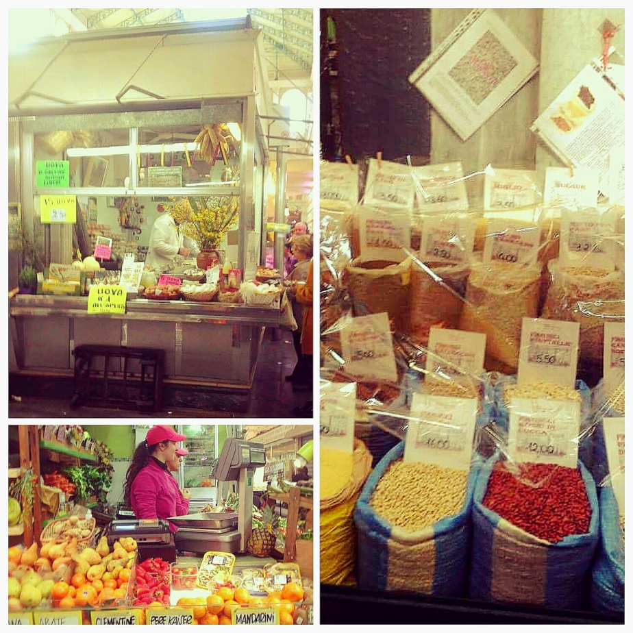 Il mercato Centrale diLivorno