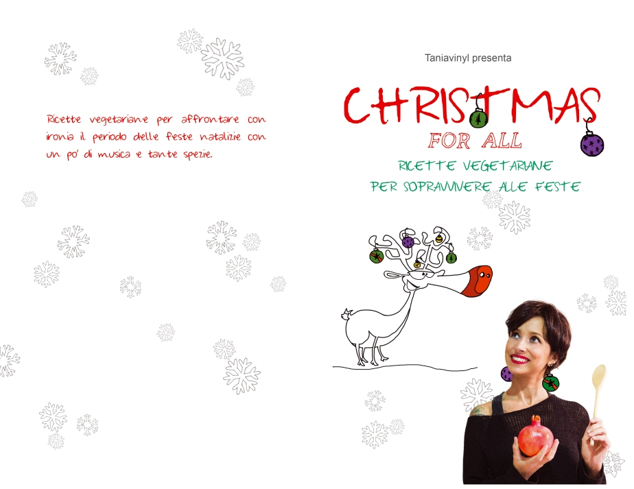 Christmas for all, il mio nuovo libro. Italian e English version