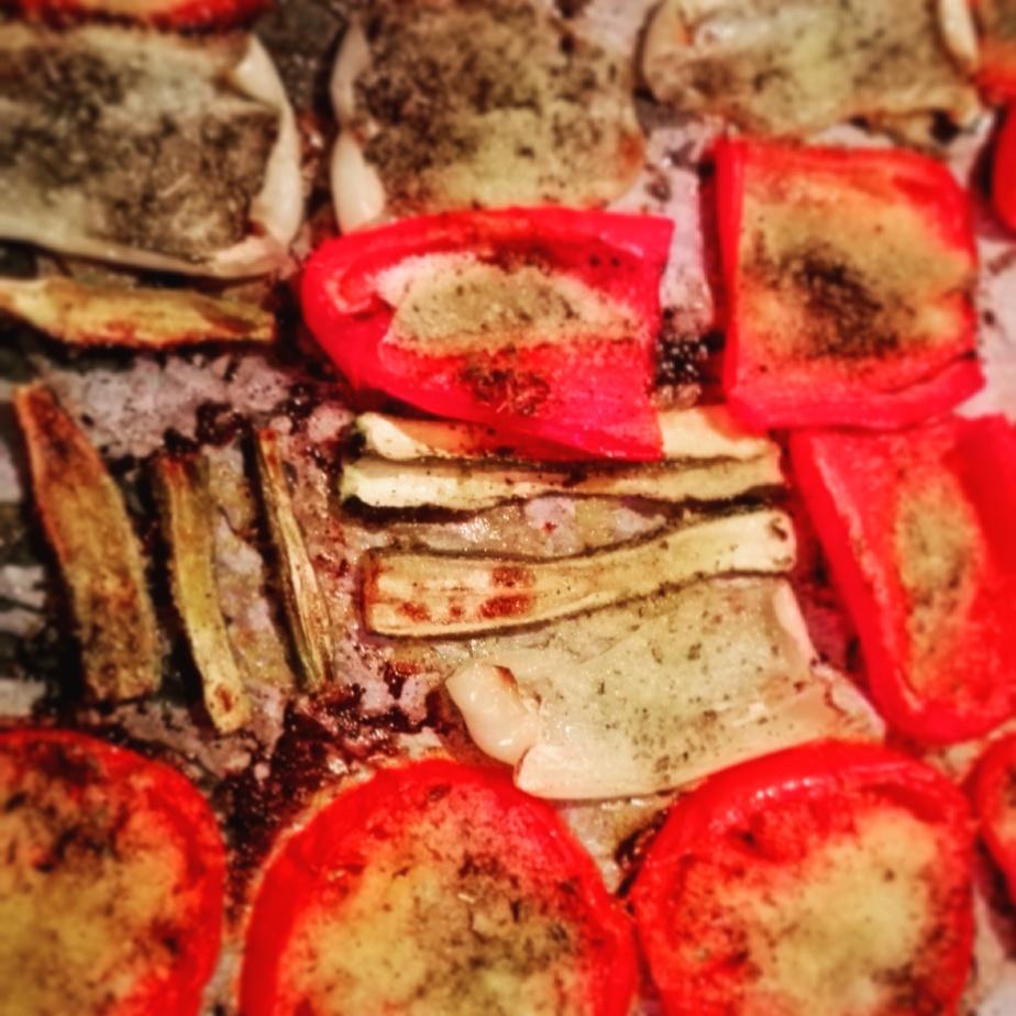Verdure gratinate glutenfree